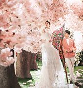 蒙娜丽莎婚纱摄影.皇室套系