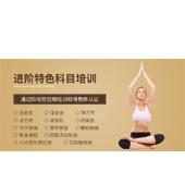 玛亚瑜伽   MAYA  YOGA.进阶特色科目培训