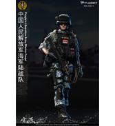 FLAGSET.中国海军陆战队