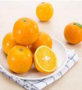 锄禾日当午.麻阳冰糖橙小果