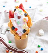 点点冰.鸡蛋仔冰淇淋