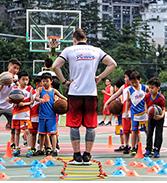 开拓者.青少儿篮球培训