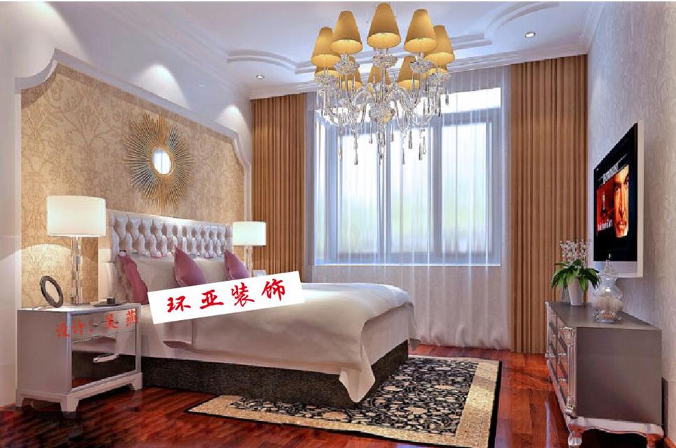 环亚装饰.卧室