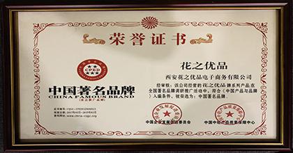 艾肤科学荣获中国著名品牌