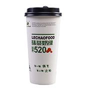 乐巢.乐巢520抹茶奶绿奶茶