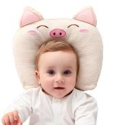 格林博士.婴儿防偏头圆形定型枕